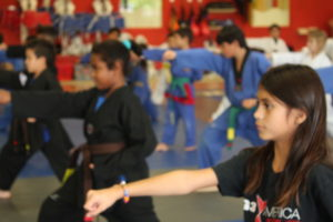 Kids martial arts margate