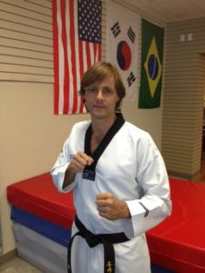 Head Instructor Lucas Rodrigues